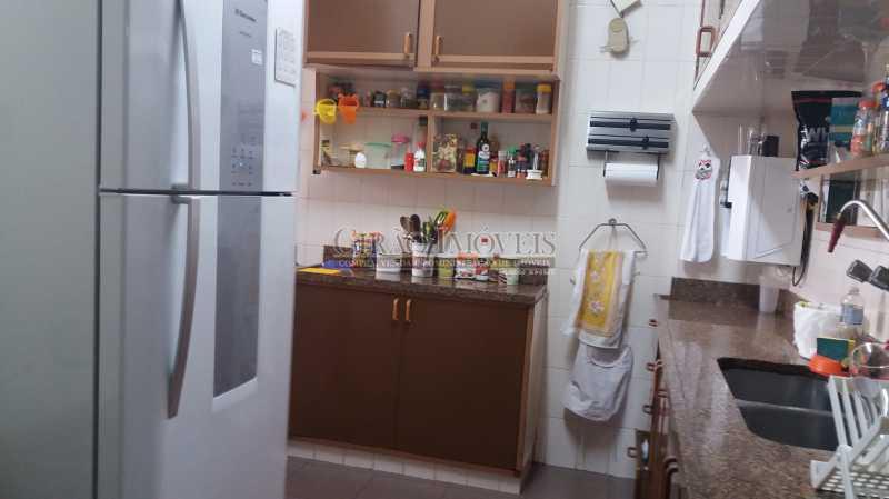 15 - Apartamento à venda Rua Aires Saldanha,Copacabana, Rio de Janeiro - R$ 1.700.000 - GIAP40188 - 16