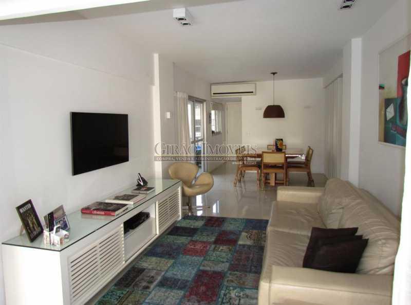 2. - Apartamento Rua Artur Araripe,Gávea, Rio de Janeiro, RJ À Venda, 3 Quartos, 120m² - GIAP30894 - 4