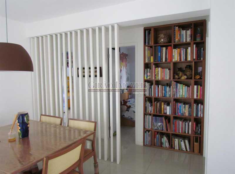 3. - Apartamento Rua Artur Araripe,Gávea, Rio de Janeiro, RJ À Venda, 3 Quartos, 120m² - GIAP30894 - 5