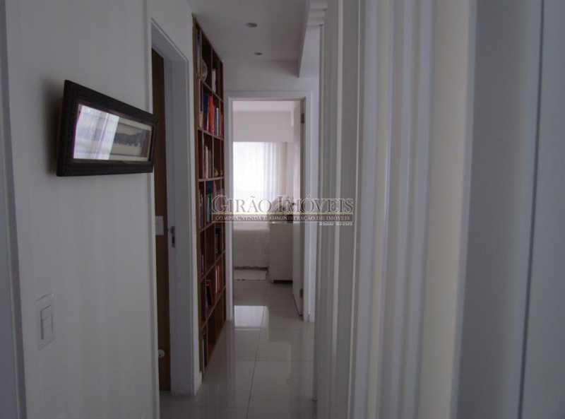 4. - Apartamento Rua Artur Araripe,Gávea, Rio de Janeiro, RJ À Venda, 3 Quartos, 120m² - GIAP30894 - 6