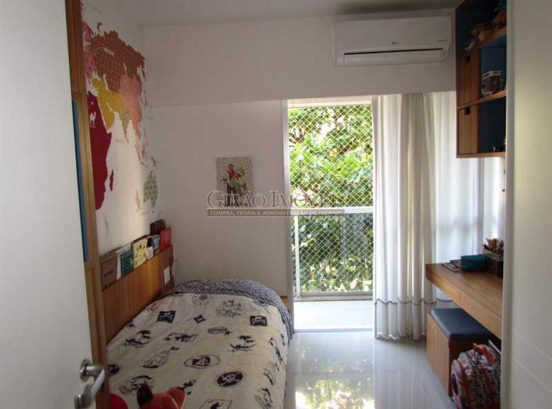 7. - Apartamento Rua Artur Araripe,Gávea, Rio de Janeiro, RJ À Venda, 3 Quartos, 120m² - GIAP30894 - 9