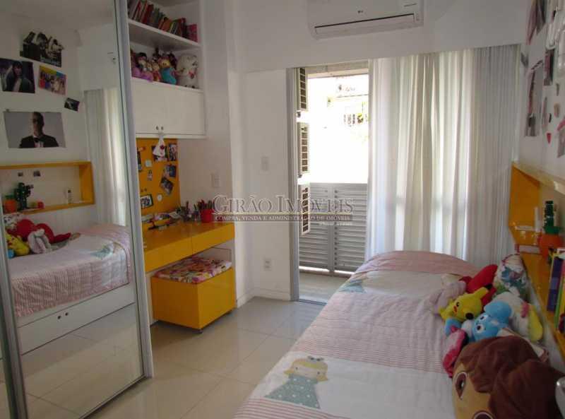 8. - Apartamento Rua Artur Araripe,Gávea, Rio de Janeiro, RJ À Venda, 3 Quartos, 120m² - GIAP30894 - 10