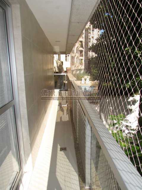 13. - Apartamento Rua Artur Araripe,Gávea, Rio de Janeiro, RJ À Venda, 3 Quartos, 120m² - GIAP30894 - 11