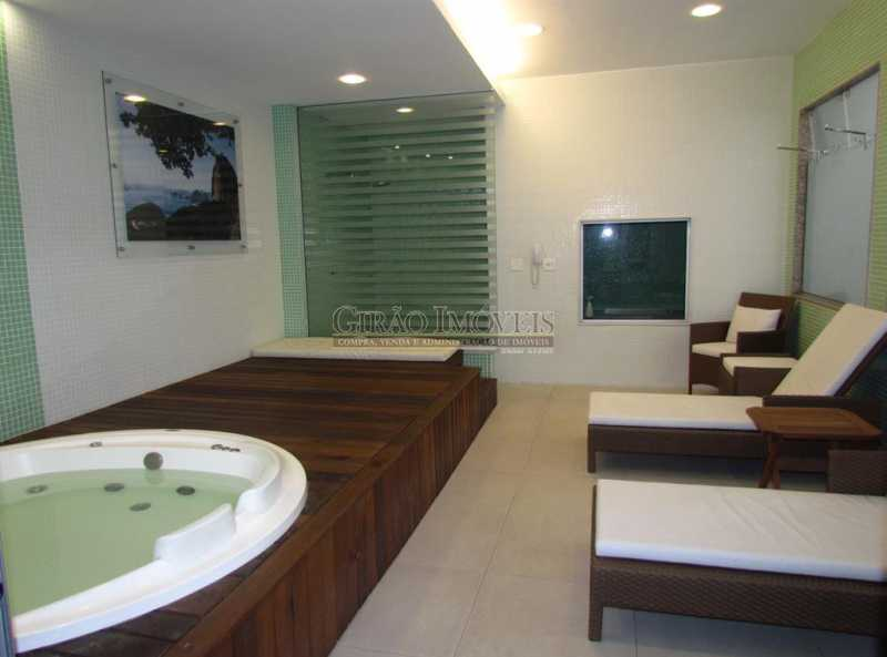 17. - Apartamento Rua Artur Araripe,Gávea, Rio de Janeiro, RJ À Venda, 3 Quartos, 120m² - GIAP30894 - 15