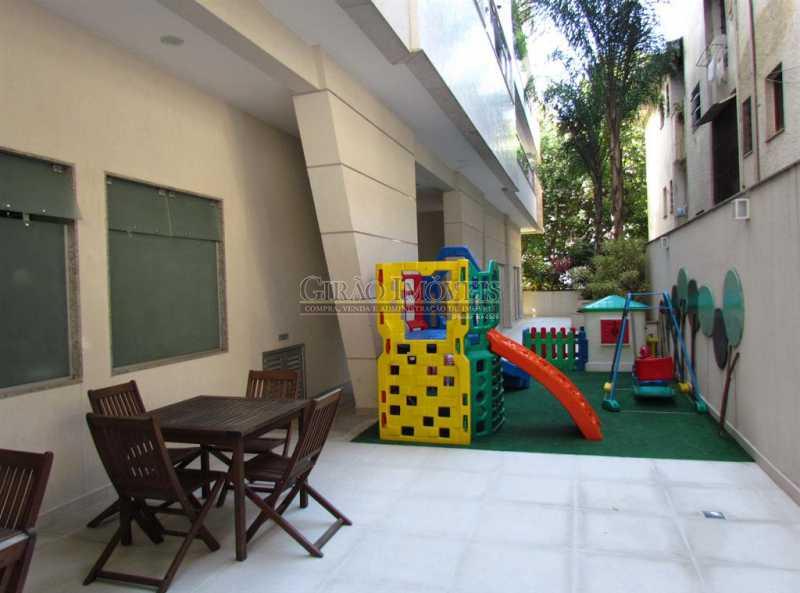19. - Apartamento Rua Artur Araripe,Gávea, Rio de Janeiro, RJ À Venda, 3 Quartos, 120m² - GIAP30894 - 17