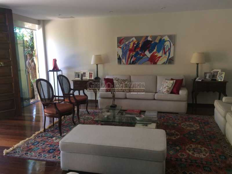 1. - Casa em Condominio À Venda - Barra da Tijuca - Rio de Janeiro - RJ - GICN60002 - 1