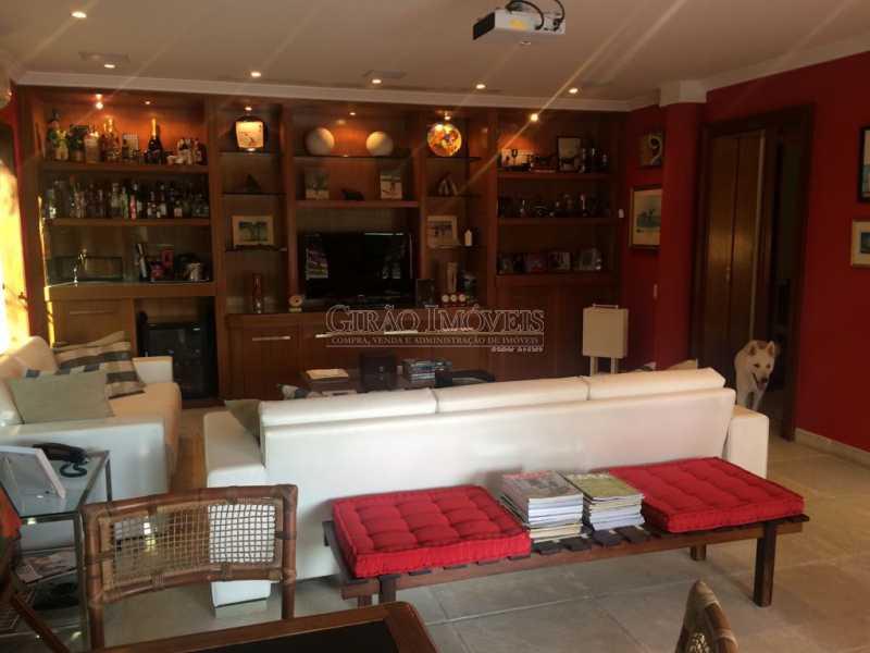 3. - Casa em Condominio À Venda - Barra da Tijuca - Rio de Janeiro - RJ - GICN60002 - 4