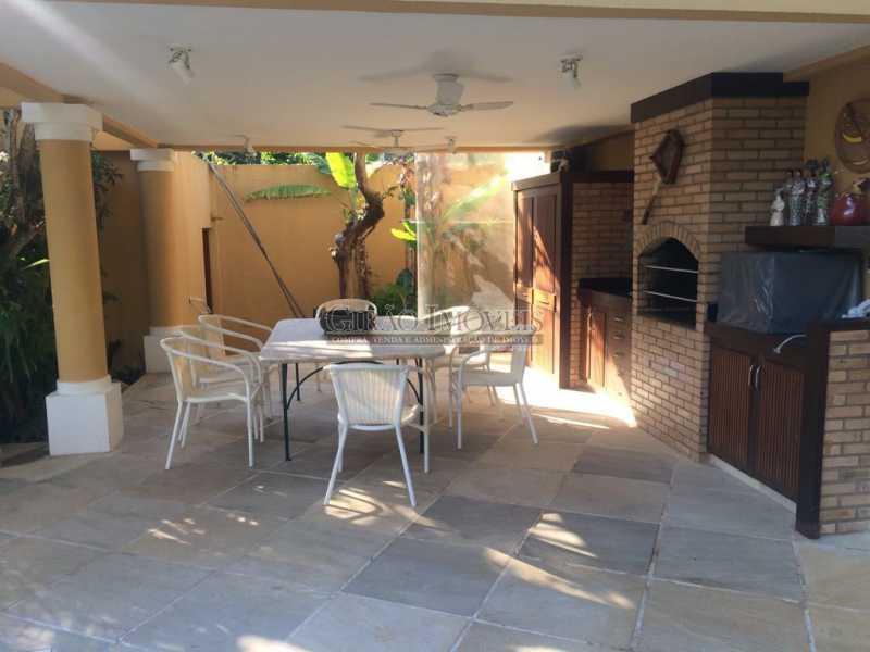 27. - Casa em Condominio À Venda - Barra da Tijuca - Rio de Janeiro - RJ - GICN60002 - 28