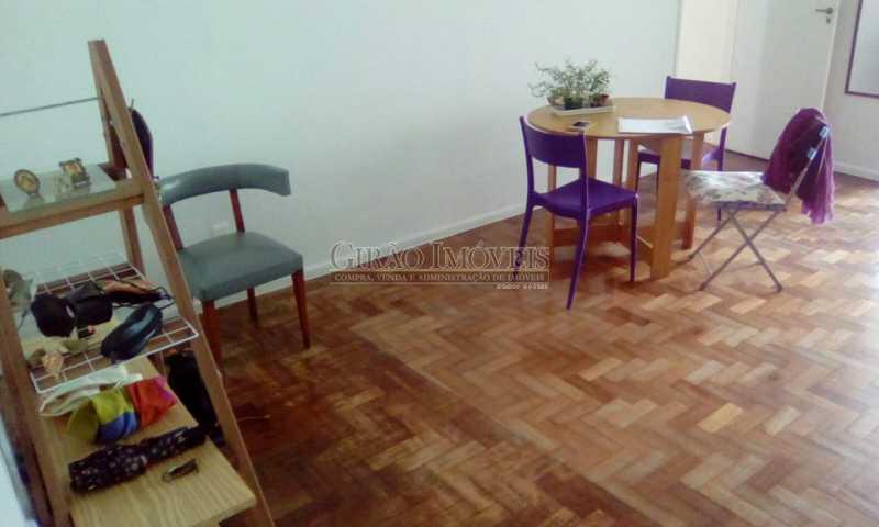 1 - Apartamento à venda Rua Gomes Carneiro,Ipanema, Rio de Janeiro - R$ 1.400.000 - GIAP30898 - 1