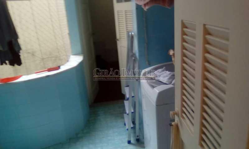 17 - Apartamento à venda Rua Gomes Carneiro,Ipanema, Rio de Janeiro - R$ 1.400.000 - GIAP30898 - 18