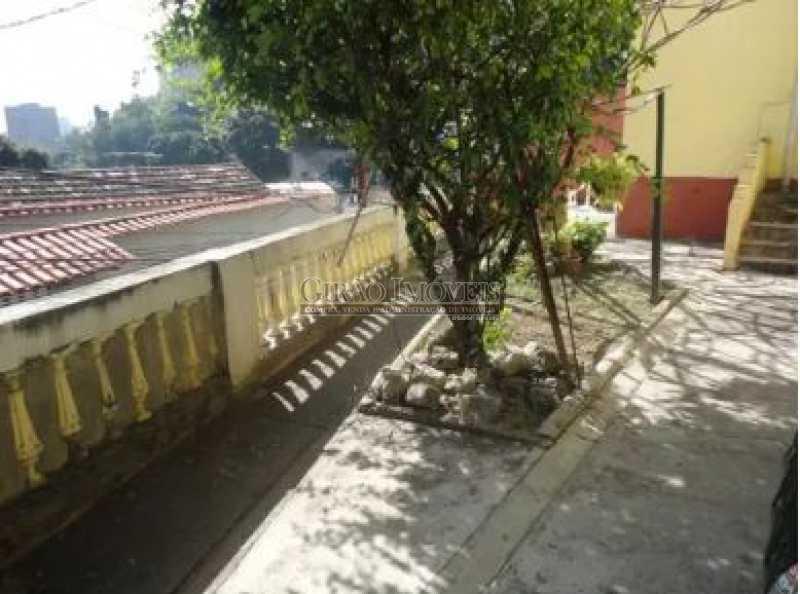 QUINTAL PRINCIPAL - Casarão em Santa Teresa. ótima para morar ou investir como Hostel, pousada ou eventos. - GICA50005 - 4