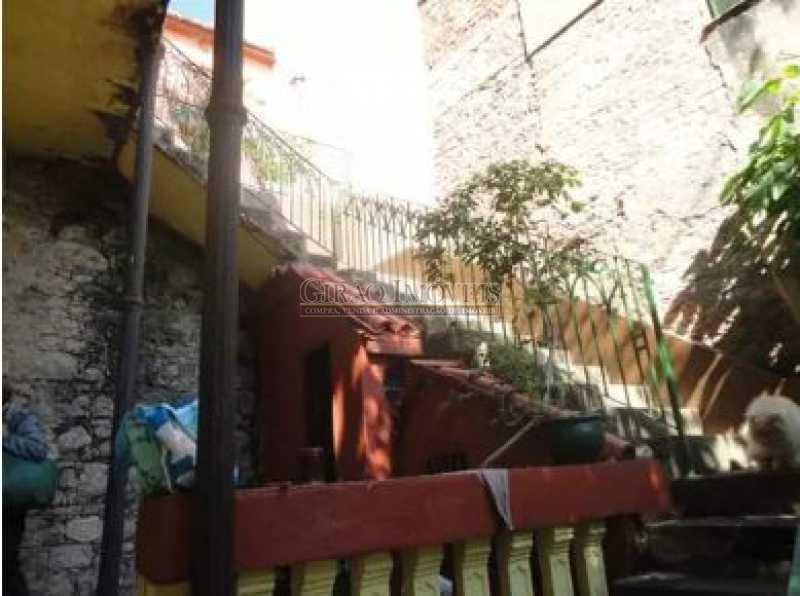 ESCADA DE ACESSO, - Casarão em Santa Teresa. ótima para morar ou investir como Hostel, pousada ou eventos. - GICA50005 - 9