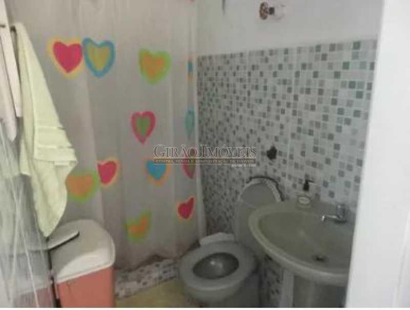 BANHEIRO 1 - Casarão em Santa Teresa. ótima para morar ou investir como Hostel, pousada ou eventos. - GICA50005 - 22