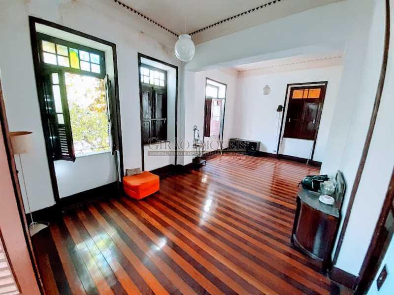 SALÃO 2 - Casarão em Santa Teresa. ótima para morar ou investir como Hostel, pousada ou eventos. - GICA50005 - 5