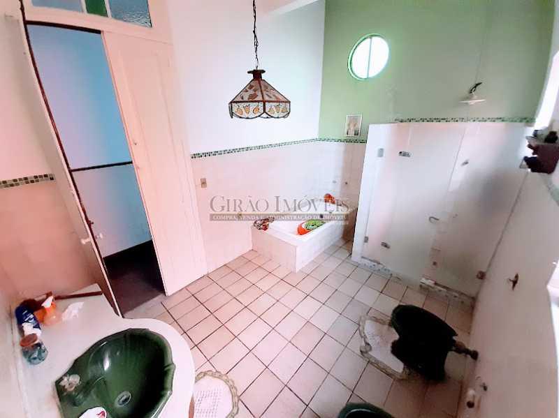 BN SOCIAL COM 12 M2 - Casarão em Santa Teresa. ótima para morar ou investir como Hostel, pousada ou eventos. - GICA50005 - 18