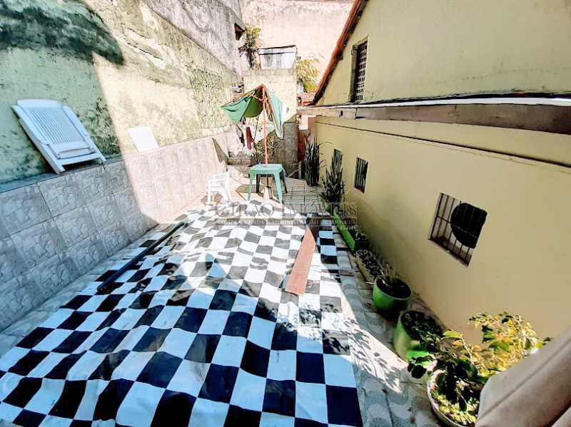 TERRAÇO COM PISCINA - Casarão em Santa Teresa. ótima para morar ou investir como Hostel, pousada ou eventos. - GICA50005 - 19