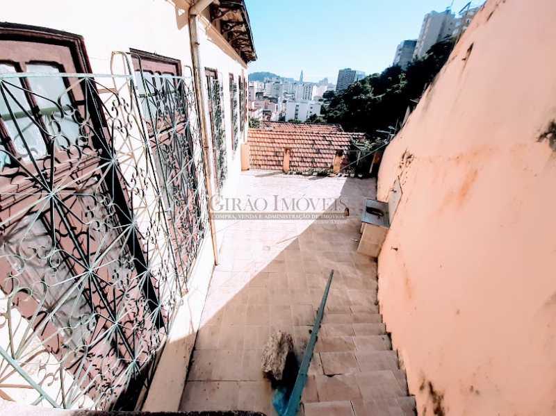 SEGUNDO TERRAÇO - Casarão em Santa Teresa. ótima para morar ou investir como Hostel, pousada ou eventos. - GICA50005 - 23