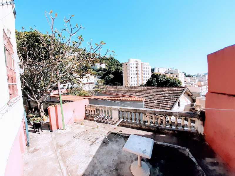 QUINTAL PRINCIPAL - Casarão em Santa Teresa. ótima para morar ou investir como Hostel, pousada ou eventos. - GICA50005 - 3