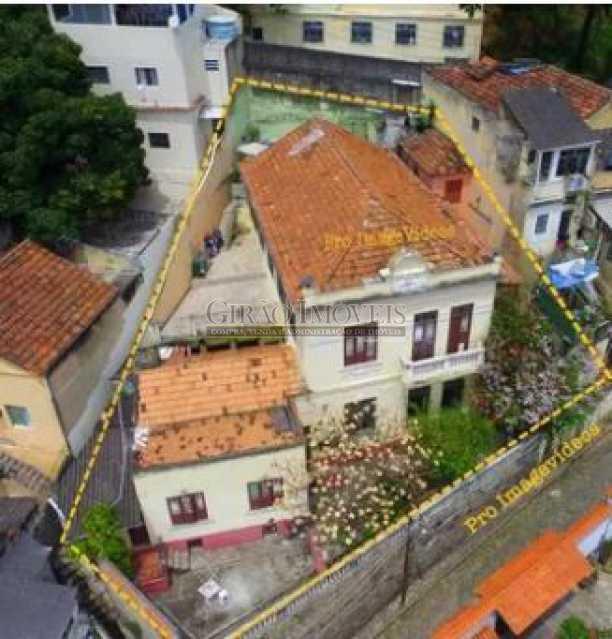 STATUS TERRENO - Casarão em Santa Teresa. ótima para morar ou investir como Hostel, pousada ou eventos. - GICA50005 - 24