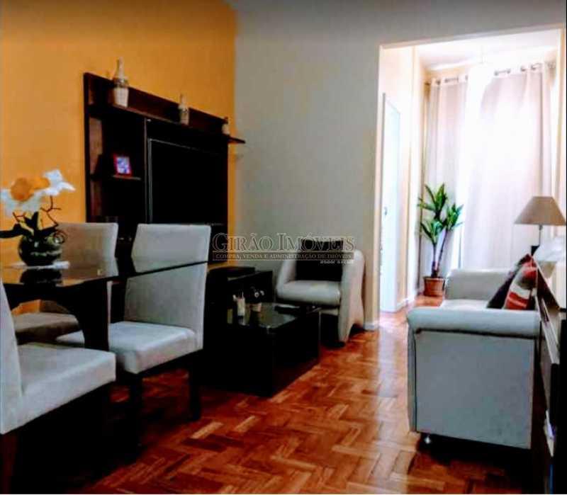 3 - Apto reformadíssimo. Andar alto,Sala dois ambientes,2 quartos,dependência completa - GIAP20775 - 5