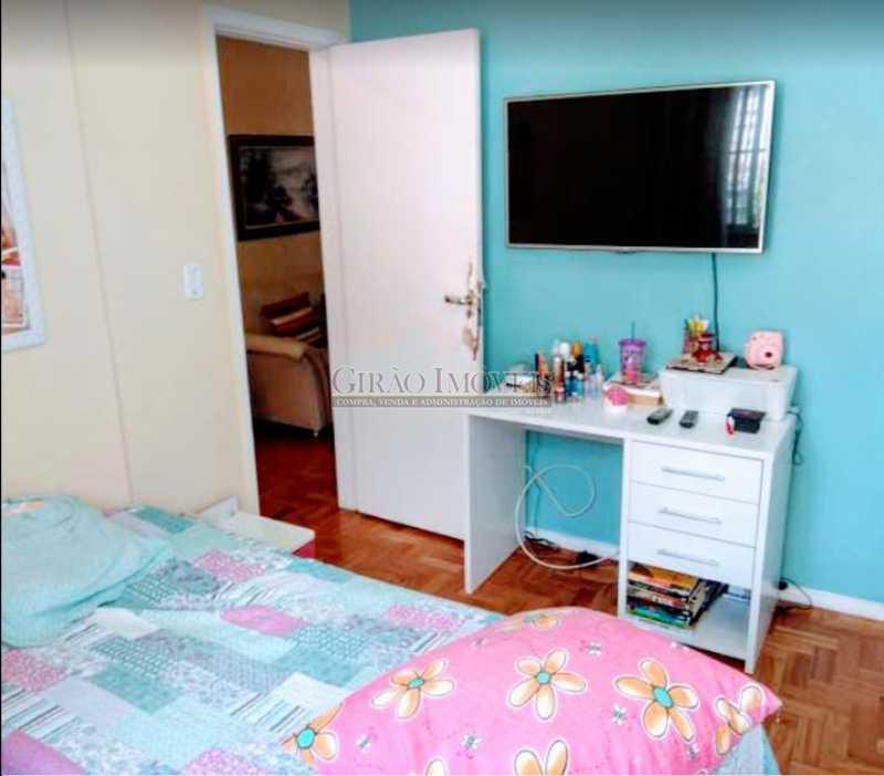 10 - Apto reformadíssimo. Andar alto,Sala dois ambientes,2 quartos,dependência completa - GIAP20775 - 13