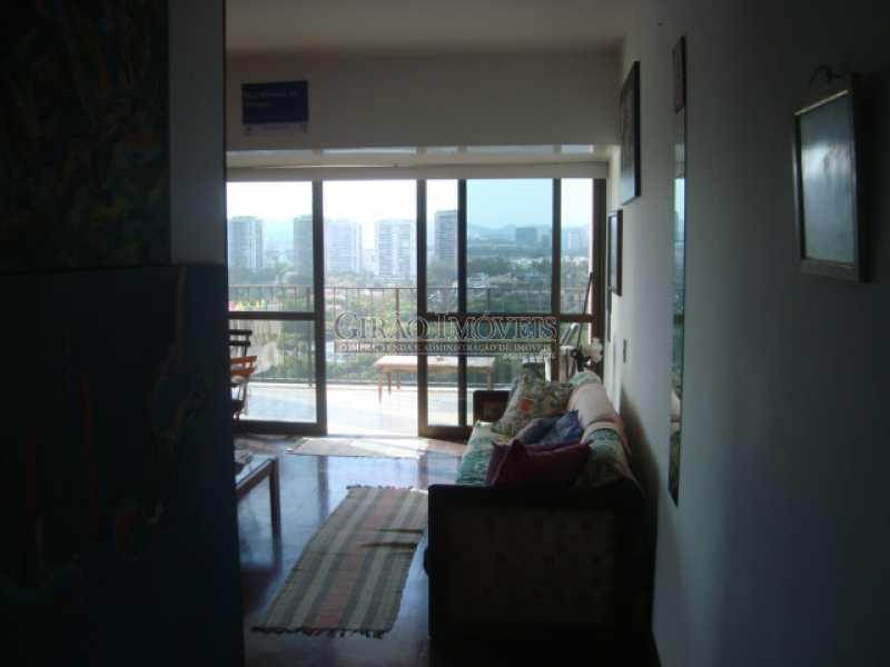 8 - Flat À Venda - Barra da Tijuca - Rio de Janeiro - RJ - GIFL20015 - 9