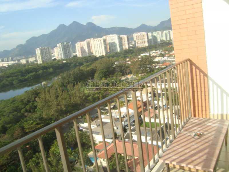 29 - Flat À Venda - Barra da Tijuca - Rio de Janeiro - RJ - GIFL20015 - 30