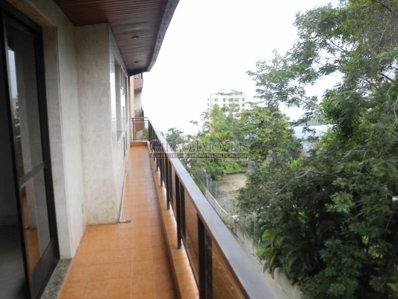 1 - Apartamento Para Alugar - Leblon - Rio de Janeiro - RJ - GIAP30906 - 1