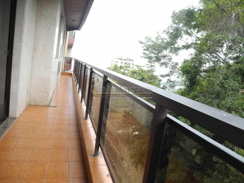 4 - Apartamento Para Alugar - Leblon - Rio de Janeiro - RJ - GIAP30906 - 5