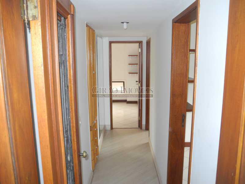 6 - Apartamento Para Alugar - Leblon - Rio de Janeiro - RJ - GIAP30906 - 7