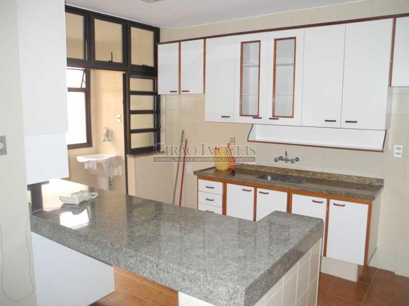 9 - Apartamento Para Alugar - Leblon - Rio de Janeiro - RJ - GIAP30906 - 10