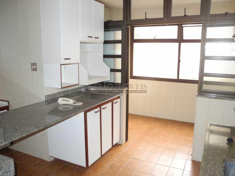 10 - Apartamento Para Alugar - Leblon - Rio de Janeiro - RJ - GIAP30906 - 11