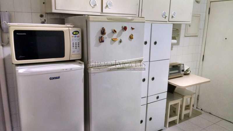 Ap COZINHA 1 - Apartamento 3 quartos à venda Gávea, Rio de Janeiro - R$ 950.000 - GIAP30909 - 22