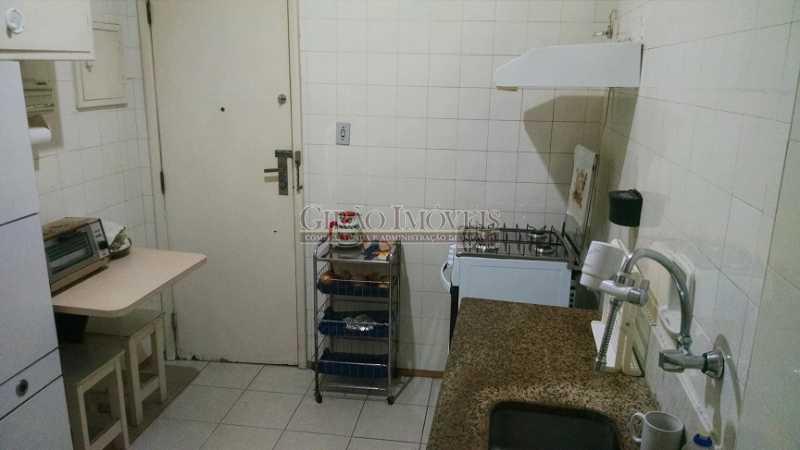 Ap COZINHA 2 - Apartamento 3 quartos à venda Gávea, Rio de Janeiro - R$ 950.000 - GIAP30909 - 23
