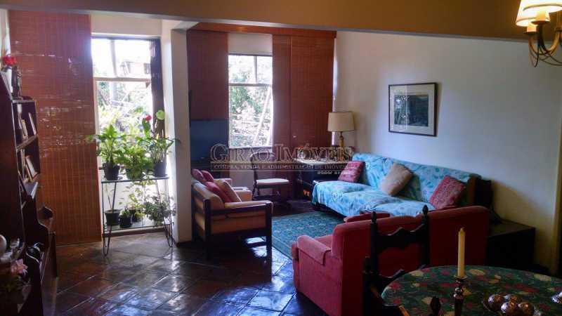 Ap ESTAR 5 - Apartamento 3 quartos à venda Gávea, Rio de Janeiro - R$ 950.000 - GIAP30909 - 1