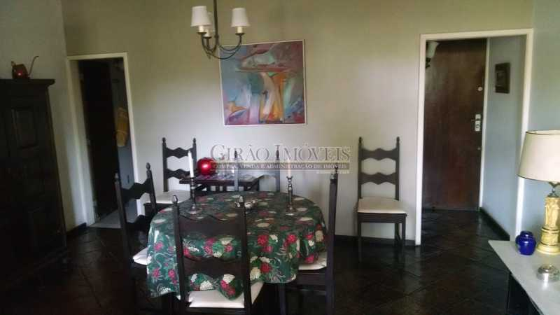Ap JANTAR 3 - Apartamento 3 quartos à venda Gávea, Rio de Janeiro - R$ 950.000 - GIAP30909 - 8