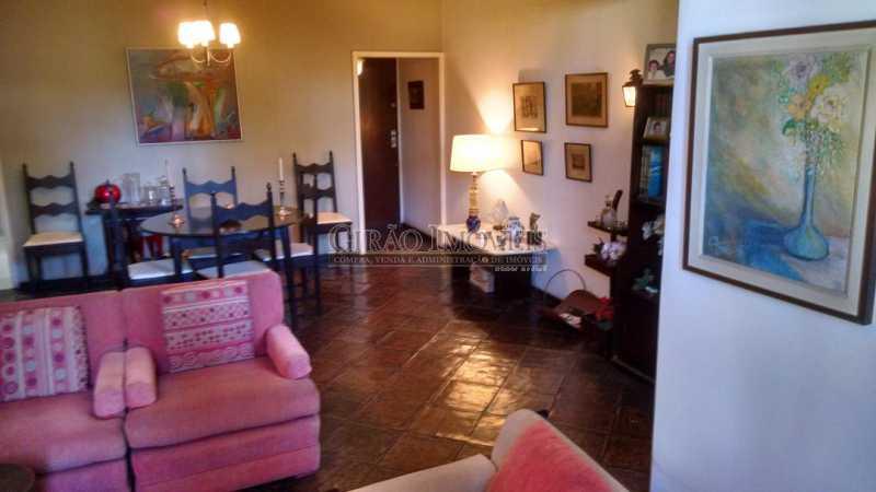 Ap JANTAR 5 - Apartamento 3 quartos à venda Gávea, Rio de Janeiro - R$ 950.000 - GIAP30909 - 7