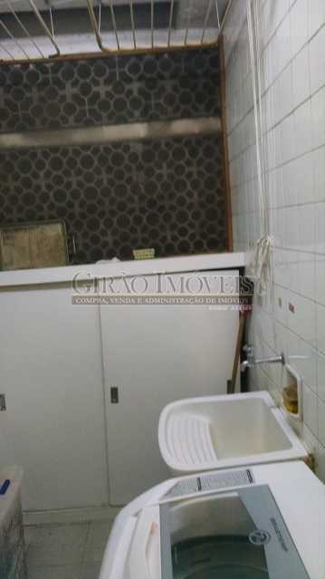Ap SERVIÇO 3 - Apartamento 3 quartos à venda Gávea, Rio de Janeiro - R$ 950.000 - GIAP30909 - 26