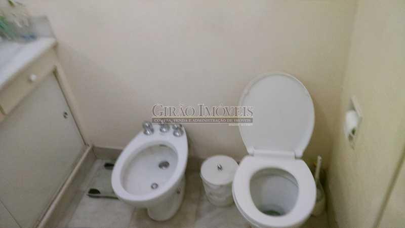 Ap WC 1 - Apartamento 3 quartos à venda Gávea, Rio de Janeiro - R$ 950.000 - GIAP30909 - 17