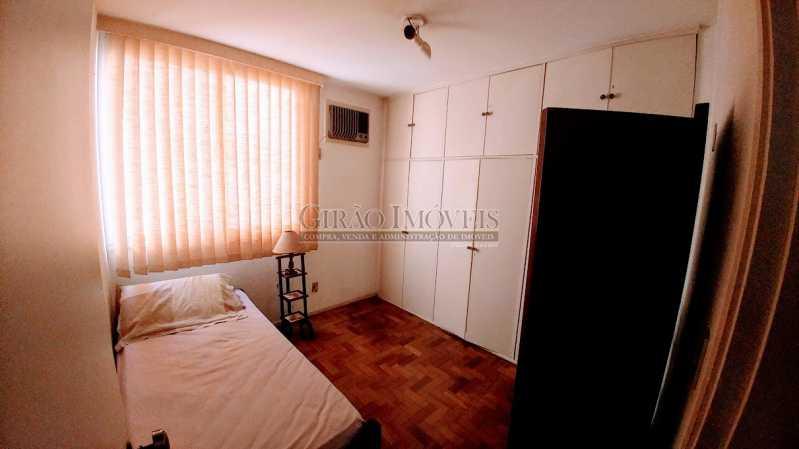 20180630_114945 - Apartamento Vazio de andar alto e vistão verde. Sala intima e estar.3 Quartos, lavabo, Bn social e dependência completa - GIAP30914 - 10