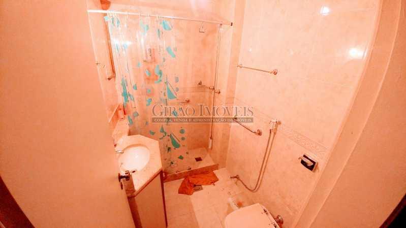 20180630_115027 - Apartamento Vazio de andar alto e vistão verde. Sala intima e estar.3 Quartos, lavabo, Bn social e dependência completa - GIAP30914 - 13