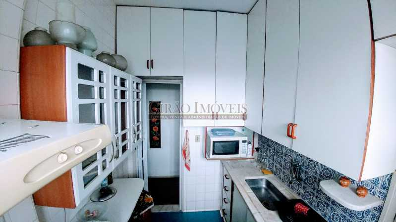 20180630_115200 - Apartamento Vazio de andar alto e vistão verde. Sala intima e estar.3 Quartos, lavabo, Bn social e dependência completa - GIAP30914 - 15
