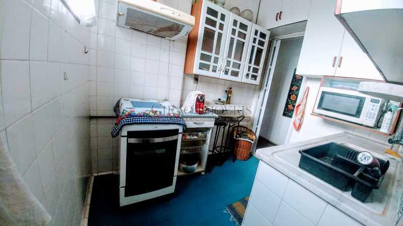 20180630_115211 - Apartamento Vazio de andar alto e vistão verde. Sala intima e estar.3 Quartos, lavabo, Bn social e dependência completa - GIAP30914 - 16