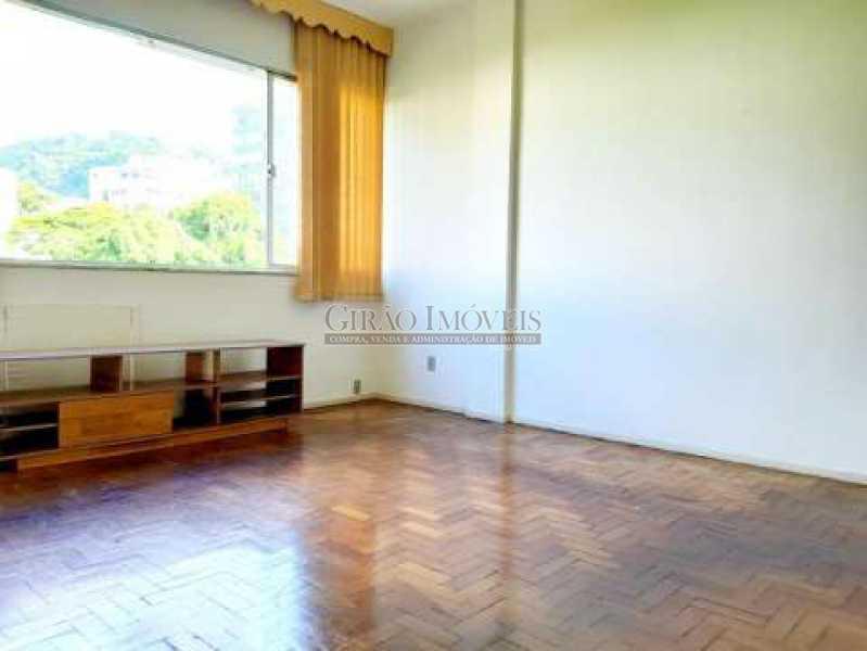 20190205_181653 - Apartamento Vazio de andar alto e vistão verde. Sala intima e estar.3 Quartos, lavabo, Bn social e dependência completa - GIAP30914 - 5