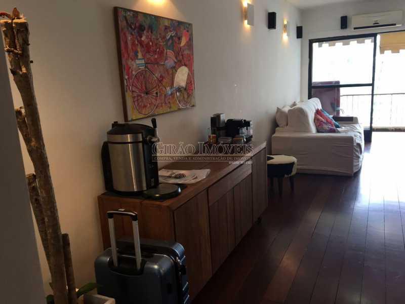 thumbnail 10 - Apartamento À Venda - Gávea - Rio de Janeiro - RJ - GIAP30915 - 7