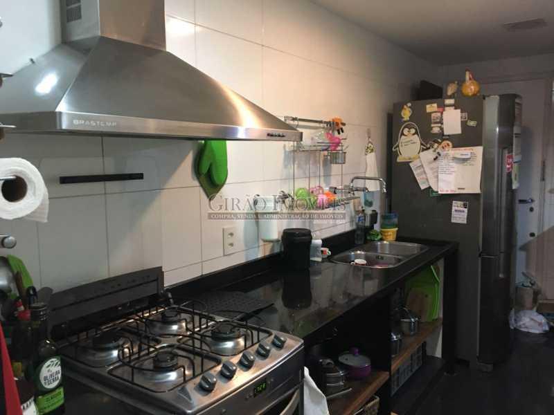 thumbnail 15 - Apartamento À Venda - Gávea - Rio de Janeiro - RJ - GIAP30915 - 13