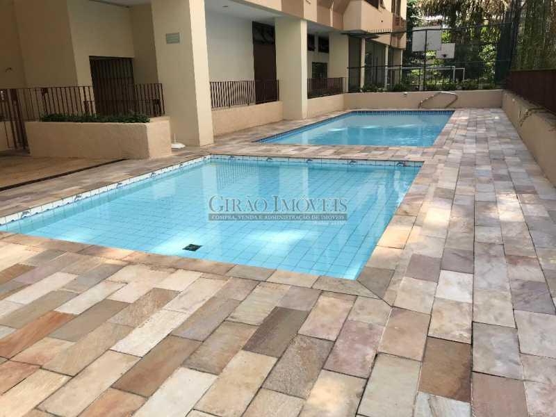 Piscina Play - Apartamento À Venda - Gávea - Rio de Janeiro - RJ - GIAP30915 - 3