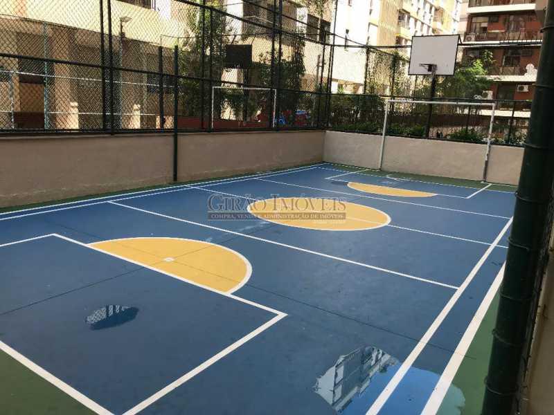 Quadra esportiva - Apartamento À Venda - Gávea - Rio de Janeiro - RJ - GIAP30915 - 4