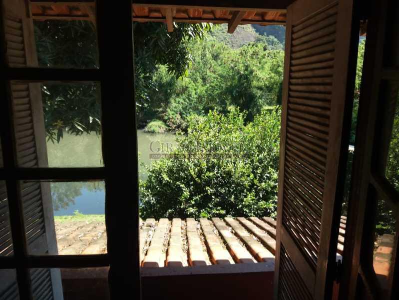 1 - Casa em Condominio À Venda - Itanhangá - Rio de Janeiro - RJ - GICN30007 - 1