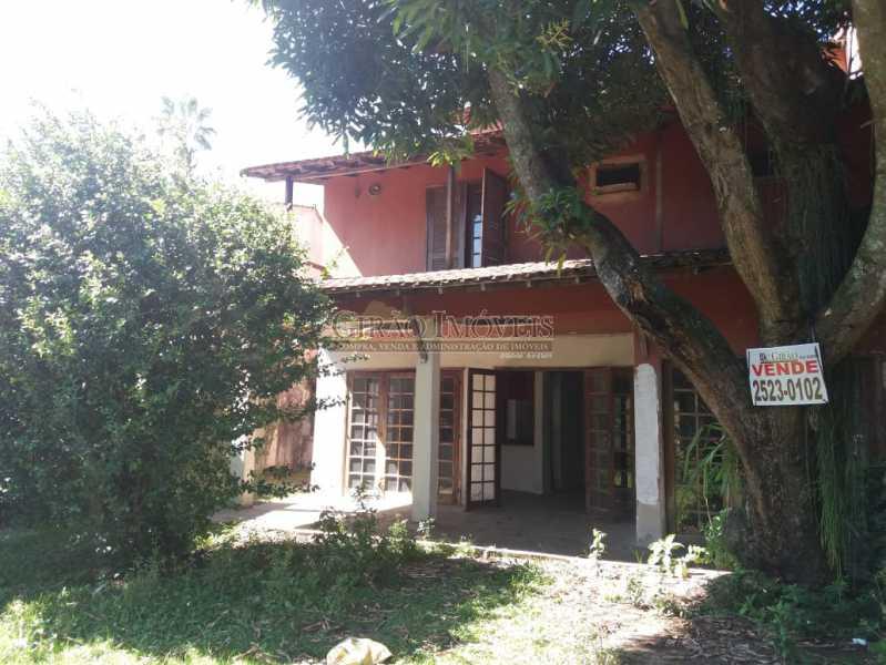 2 - Casa em Condominio À Venda - Itanhangá - Rio de Janeiro - RJ - GICN30007 - 3